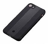 Totu Design Soft Series iPhone 7 / 8 Siyah Silikon Kılıf
