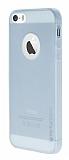 Totu Design Thin Tpu Serisi iPhone 5 / 5S �effaf Silikon K�l�f