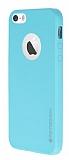 Totu Design Thin Tpu Serisi iPhone 5 / 5S Ye�il Silikon K�l�f