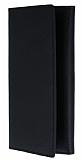 Totu Design Universal Siyah Cüzdan Small Deri Kılıf