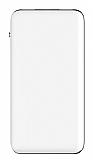 Totu Design X Series 10000 mAh Powerbank Beyaz Yedek Batarya