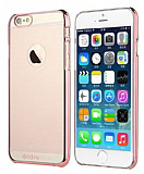 Totu Design Breeze iPhone 6 / 6S Pembe Rubber Kılıf