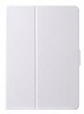 Totu Design Smart Awakening iPad Air 2 Standlı 360 Derece Döner Standlı Beyaz Deri Kılıf