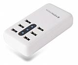 TotuDesign USB Çoklu Şarj Aleti 6 Port Girişli