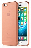 Totu Design Zero Series iPhone 6 Plus / 6S Plus Ultra İnce Rose Gold Rubber Kılıf