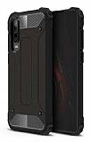 Tough Power Huawei P30 Lite Ultra Koruma Siyah Kılıf