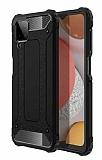 Tough Power Samsung Galaxy M12 Ultra Koruma Siyah Kılıf