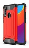 Tough Power Huawei Y9 Prime 2019 / P Smart Z Ultra Koruma Kırmızı Kılıf