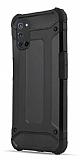 Tough Power Oppo A92 Ultra Koruma Siyah Kılıf
