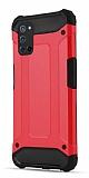 Tough Power Oppo A92 Ultra Koruma Kırmızı Kılıf