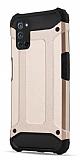 Tough Power Oppo A92 Ultra Koruma Gold Kılıf