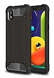 Tough Power Samsung Galaxy A01 Core Ultra Koruma Siyah Kılıf