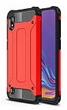 Tough Power Samsung Galaxy A10 Ultra Koruma Kırmızı Kılıf