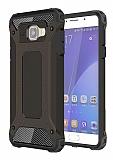Tough Power Samsung Galaxy A7 2016 Ultra Koruma Siyah Kılıf