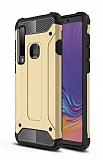 Tough Power Samsung Galaxy A9 2018 Ultra Koruma Gold Kılıf