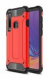 Tough Power Samsung Galaxy A9 2018 Ultra Koruma Kırmızı Kılıf