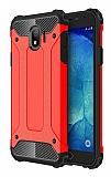 Tough Power Samsung Galaxy J4 Ultra Koruma Kırmızı Kılıf