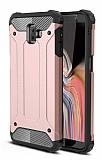 Tough Power Samsung Galaxy J6 Plus Ultra Koruma Rose Gold Kılıf