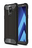 Tough Power Samsung Galaxy J8 Ultra Koruma Siyah Kılıf