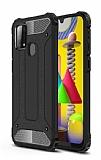 Tough Power Samsung Galaxy M31 Ultra Koruma Siyah Kılıf
