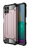 Tough Power Samsung Galaxy M32 Ultra Koruma Rose Gold Kılıf