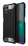 Tough Power Samsung Galaxy M32 Ultra Koruma Siyah Kılıf