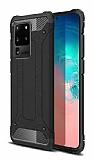 Tough Power Samsung Galaxy S20 Ultra Süper Koruma Siyah Kılıf