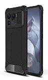 Tough Power Xiaomi Mi 11 Ultra Süper Koruma Siyah Kılıf