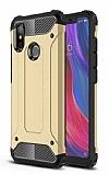 Tough Power Xiaomi Mi A2 Ultra Koruma Gold Kılıf