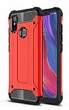Tough Power Xiaomi Mi A2 Ultra Koruma Kırmızı Kılıf