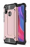 Tough Power Xiaomi Mi 8 SE Ultra Koruma Rose Gold Kılıf