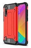 Tough Power Xiaomi Mi 9 Lite Ultra Koruma Kırmızı Kılıf