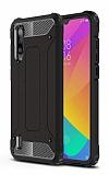 Tough Power Xiaomi Mi A3 Ultra Koruma Siyah Kılıf