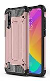Tough Power Xiaomi Mi A3 Ultra Koruma Rose Gold Kılıf