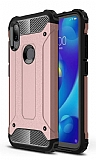 Tough Power Xiaomi Mi Play Ultra Koruma Rose Gold Kılıf