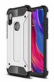 Tough Power Xiaomi Redmi 6 Ultra Koruma Silver Kılıf