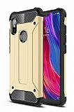 Tough Power Xiaomi Redmi 6 Ultra Koruma Gold Kılıf