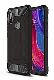Tough Power Xiaomi Redmi 6 Ultra Koruma Siyah Kılıf