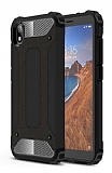 Tough Power Xiaomi Redmi 7A Ultra Koruma Siyah Kılıf