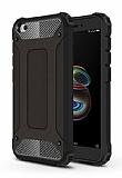 Tough Power Xiaomi Redmi Go Ultra Koruma Siyah Kılıf