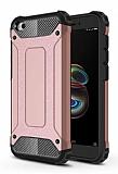 Tough Power Xiaomi Redmi Go Ultra Koruma Rose Gold Kılıf