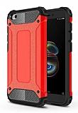 Tough Power Xiaomi Redmi Go Ultra Koruma Kırmızı Kılıf