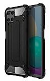 Tough Power Samsung Galaxy A22 4G Ultra Koruma Siyah Kılıf