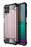 Tough Power Samsung Galaxy A22 4G Ultra Koruma Rose Gold Kılıf