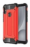 Tough Power Xiaomi Redmi S2 Ultra Koruma Kırmızı Kılıf
