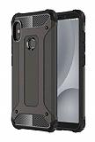 Tough Power Xiaomi Redmi S2 Ultra Koruma Siyah Kılıf