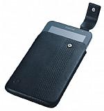 Trexta Nokta Universal Tablet Siyah Deri Kılıf
