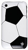 Trexta Snap On Soccer iPhone 3G/ GS Siyah K�l�f