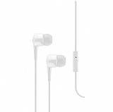 TTEC J10 Mikrofonlu Beyaz Kulaki�i Kulakl�k