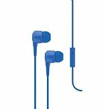 TTEC J10 Mikrofonlu Mavi Kulaki�i Kulakl�k